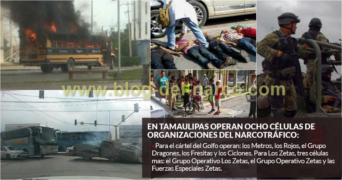 En Tamaulipas gobierna el narco por la corrupción de políticos locales, dice ex agente de la DEA