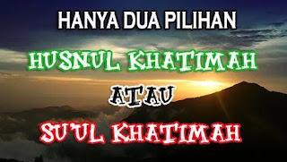 Khusnul Khatimah