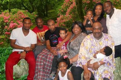 Image result for don jazzy parents
