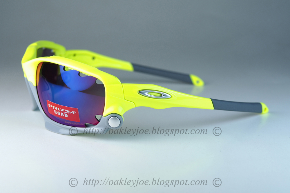 retina burn + prizm road  370 xmas sale 290!!!! comes with additional high  intensity yellow iridium vented lens lens pre coated with Oakley  hydrophobic nano ... f25f36a775