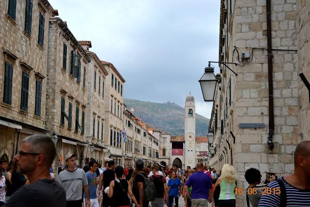 Dubrovnik latem