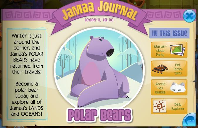 Jam Wild Code Fox Animal Arctic Play