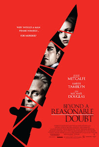 Beyond a Reasonable Doubt Poster