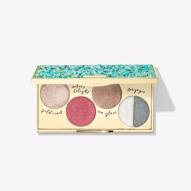 Palette Rainforest of the Sea tarte