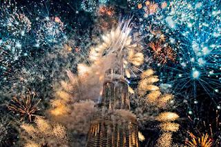 Tour Tahun Baru Dubai