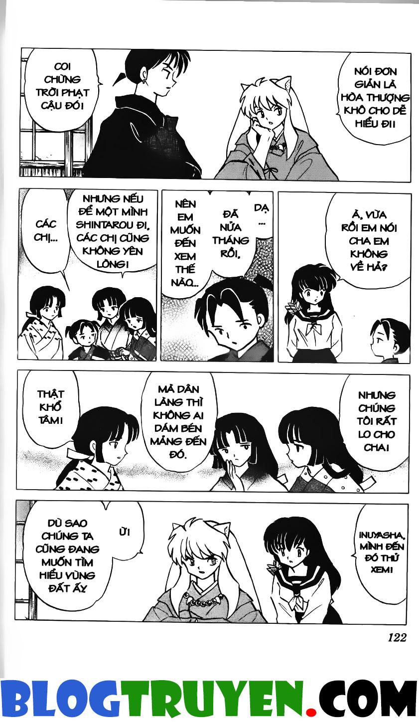 Inuyasha vol 26.7 trang 9