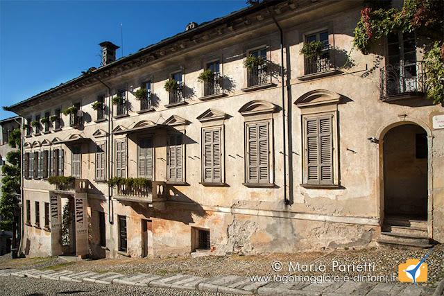 Palazzo De Fortis Penotti ad Orta