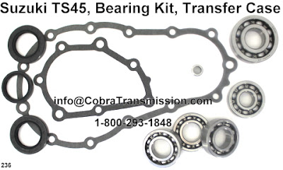Cobra Transmission Parts 1-800-293-1848: TS45 Suzuki