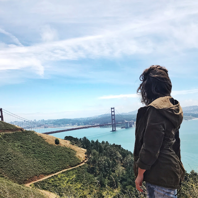 Marin Headlands Hikes - The Perfect Long Weekend in San Fran by Kelsey Social (@KelseySocial)
