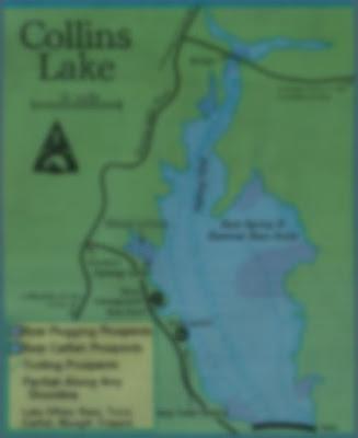 collins lake fishing map April 2020 California Fishing Collins Lake Fishing Map And Fishing collins lake fishing map