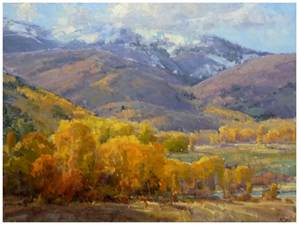 Cokeville Arts Council sponsors plein air painting