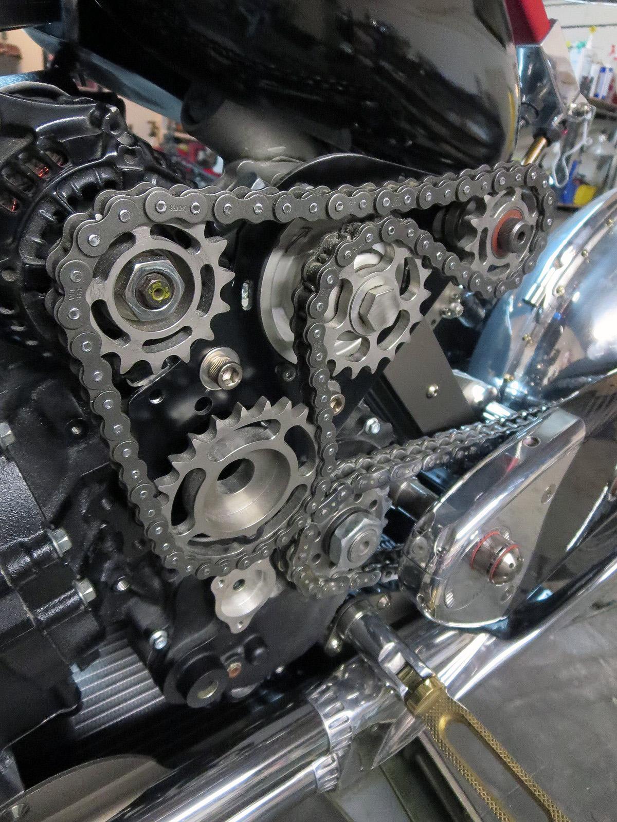 Twin Turbo Yamaha Apex