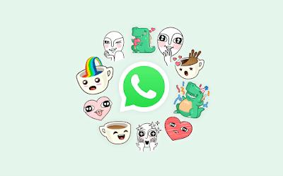 Cara Download Stiker Whatsapp