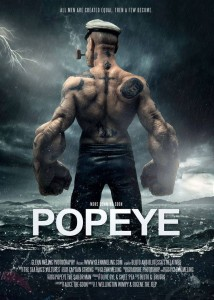 popeye movie 2017 wiki