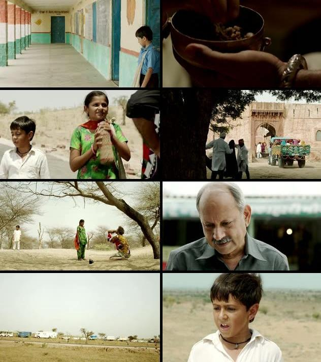 Dhanak 2016 Hindi 480p DVDRip