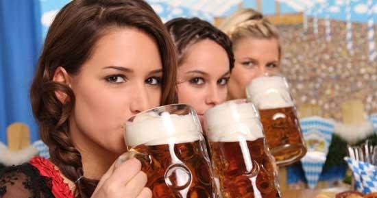 အမ်ိဳးသမီးေတြ တစ္ပတ္ကို ဘီယာ ၂ ပိုင့္ခန္႔ ပံုမွန္ေသာက္ေပးျခင္းဟာ ႏွလံုးေရာဂါ ျဖစ္ႏိုင္ေခ် နည္းေစ