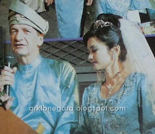 Arkib Negara X: Perkahwinan Wan Zaleha Radzi (1999)