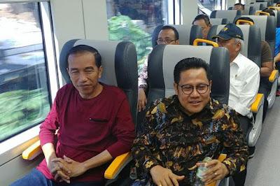 Cak Imin Ingatkan Jokowi: Salah Pilih Cawapres, Anda Bisa Kalah - Info Presiden Jokowi Dan Pemerintah