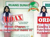 Viral Dokter Sunat Cantik Hebohkan Netizen Ternyata Hoax
