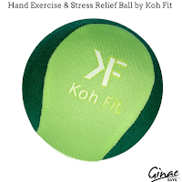 Hand Exercise & Stress Relief Ball by Koh Fit