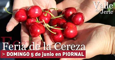VII Feria de la Cereza en el Valle del Jerte