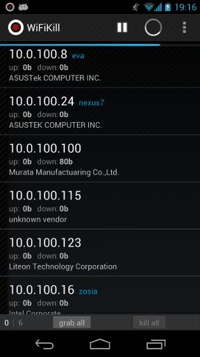 Aplikasi WifiKill Pro v2.3.4 APK New Update