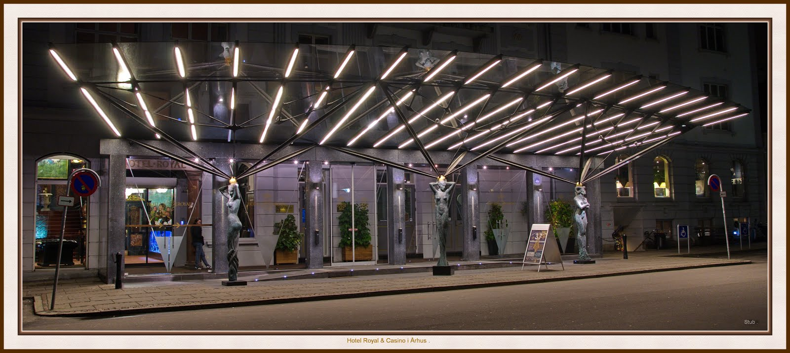 århus casino royal