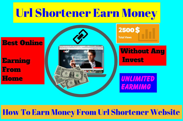 Url Shortener Earn Money
