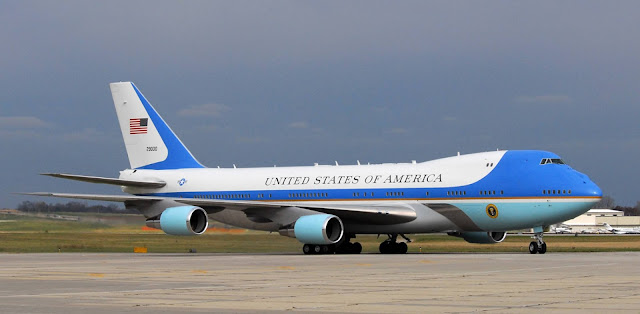 Boeing 747 Air Force One