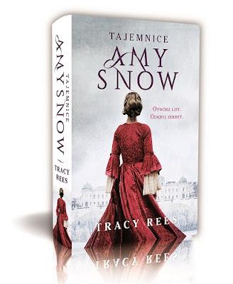 "Tracy Rees ""Tajemnice Amy Snow"""