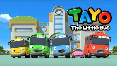 Daftar Karakter Tayo the Little Bus