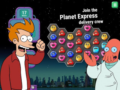 Futurama game of drones apk 2