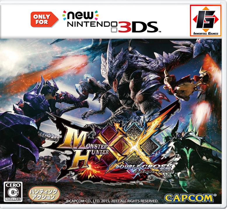 Roms Nintendo 3ds Consola Inmortal Games