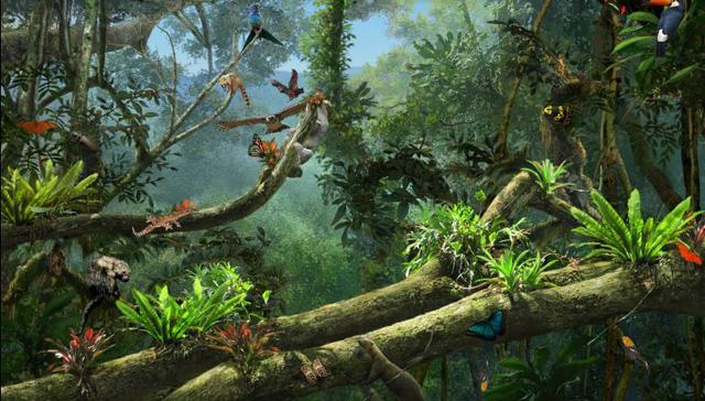 Khi 12 cung hoàng đạo bị lạc vào rừng rậm Amazon