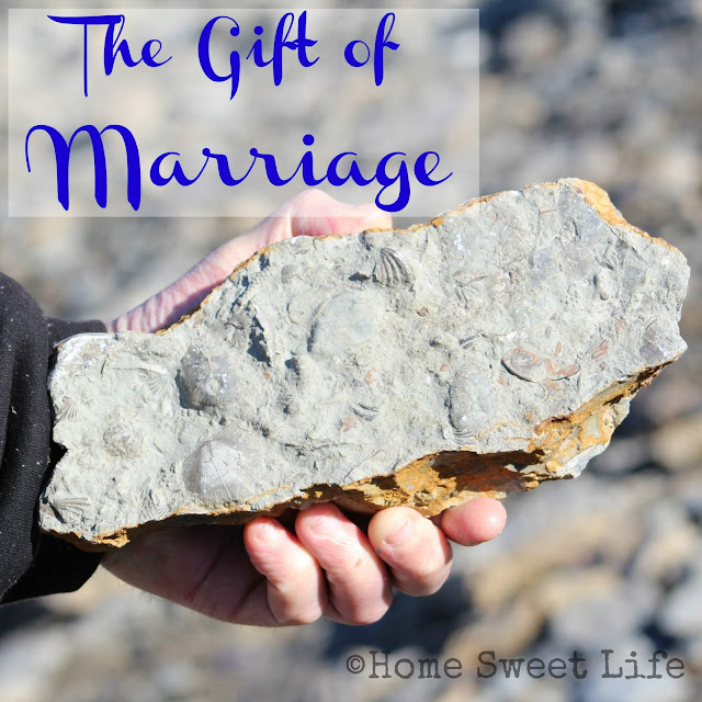marriage, gifts, struggles, choosing to love
