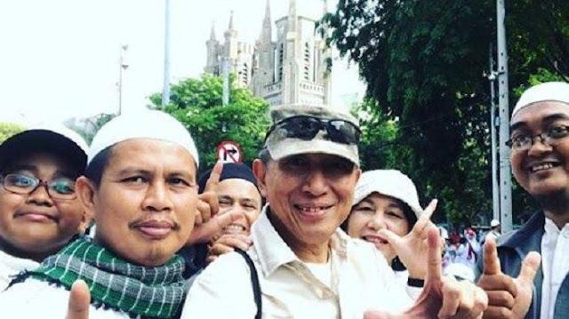 Cerita Suryo Prabowo tentang Reuni 212: Ada yang Jual Bubur Ayam Cukup Dibayar Pakai Al Fatihah