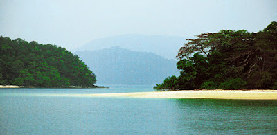 places for exotic island holiday in the south