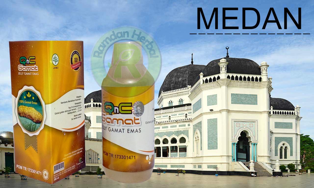 Agen Obat Qnc Jelly Gamat Medan
