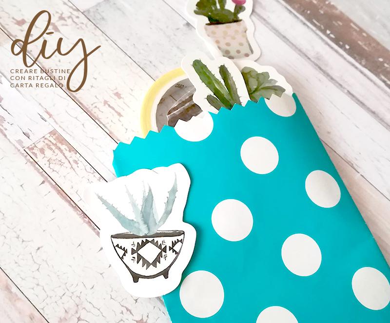 Christmas diy: riciclare la carta regalo e creare piccole confezioni carine