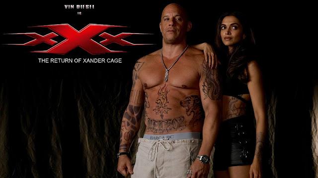 D.J. Caruso, xXx: Return of Xander Cage (2017), Vin Diesel, Donnie Yen, Deepika Padukone, CINE ΣΕΡΡΕΣ,