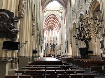 Sint-Janskathedraal (St. John's Cathedral) in Den Bosch.