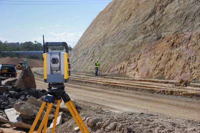 Total Station Topcon GTS-230