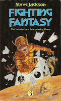 Image result for fighting fantasy introductory