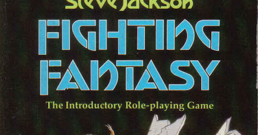Could you get a long RPG campaign from Fighting Fantasy?