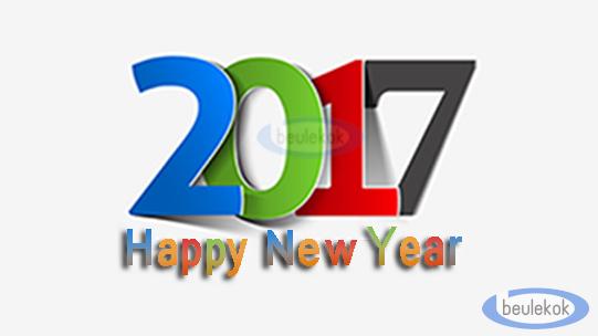 Ucapan Kata Tahun Baru Bahasa Inggris