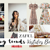Spring Trends: Vestidos Boémios || How to Wear
