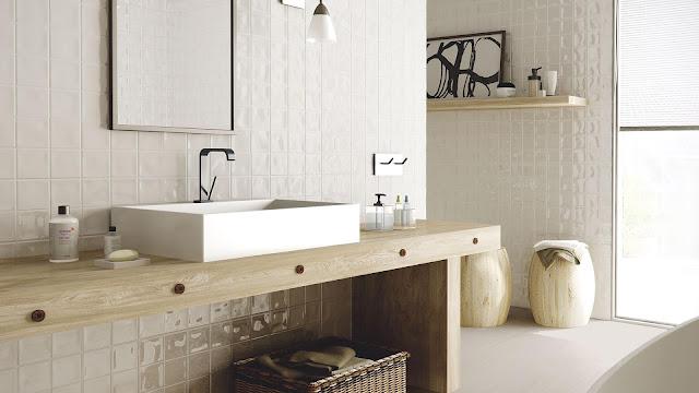 Tiles decoration ideas ofLoza series