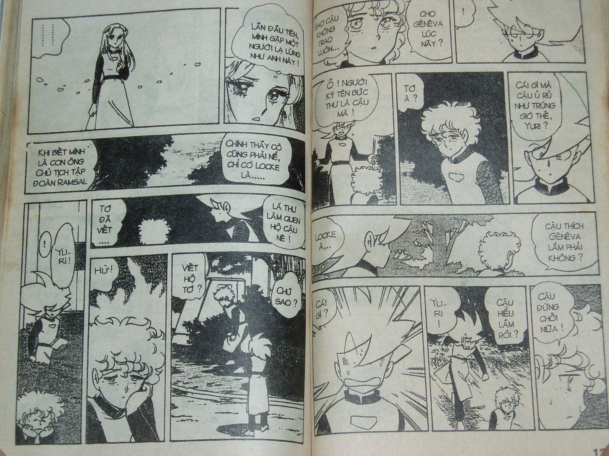 Siêu nhân Locke vol 18 trang 59