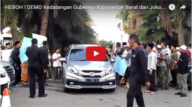 Buntut Pengusiran Ketua FPI di Kalbar, Gubernur Kalbar Diusir Dari Aceh