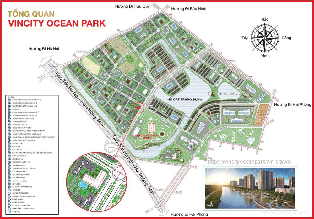 park 12 vincity ocan park